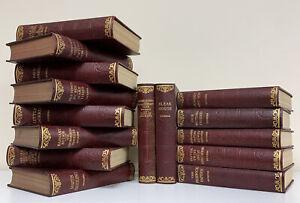 Set of 15 Dickens: Hazel, Watson & Viney Hardback Books