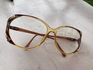 Vintage Christian Dior Brille 2732 80 59/15 in hervorragendem Zustand