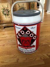 VINTAGE 1995 Red Dog Cooler