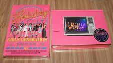 GIRLS' GENERATION 6TH ALBUM Holiday + All Night Ver. SET 2 CD + 2 POSTER IN TUBE
