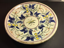 GRAND PLAT FAIENCE XVII ROANNE AUXERRE NEVERS