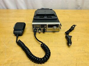 General Electric 3-5804D Citizen Band Transceiver