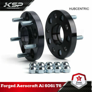 2PC 20MM Fit for Lexus Hubcentric Wheel Spacers Forged 5x4.5 5x114.3mm 12*1.5