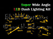 Yellow LED SMD SMT Dash Cluster Light Kit Fits Nissan Silvia 180SX 240SX S13 S14
