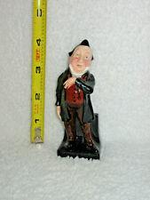 Royal Doulton Dickens Porcelain Figure Pecksniff