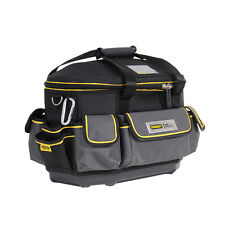 Stanley FatMax XTREME LARGE TOOL BAG Mesh Storage Pouch, Spring Loaded*USA Brand