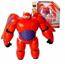 "With Box 15cm / 6"" Big Hero 6 Armored Baymax Anime Action Figure Toy Doll Child"
