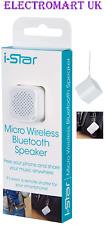 MINI BLUETOOTH SPEAKER MICROPHONE INC SMART PHONE CAMERA SELFIE SHUTTER FUNCTION