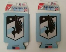 2017 Minnesota United FC WinCraft 12oz. Can Cooler Double Sided Set of 2-pk