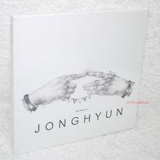 SHINee Jong Hyun Collection Story Op.1 2015 Taiwan Special CD