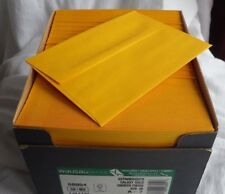 Wausau A-7 Envelopes Astrobrights Galaxy Gold Sub. 60 - 68054 Full Box -250ct