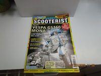 Classic Scooterist magazine Feb/Mar 2020 - Innocenti - Vespa GS160