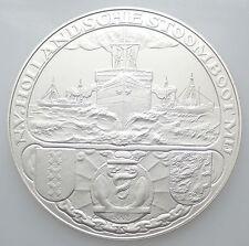 Nederland Medaille Hollandsche Stoomboot Maatschappi j1935 J.C. Wienecke 65mm.