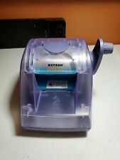 "Purple 2.5"" Create-A-Sticker Machine By Xyron"