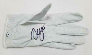 Sergio Garcia PGA Signed Official Callaway Golf Glove COA