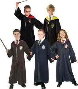 Adult & Children Harry Potter Hogwarts Tie Glasses Wand Cape Cloak Robe Costume