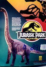 Huge JURASSIC BRANCHIOSAURUS Dinosaur Vinyl Model Kit