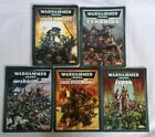 Warhammer 40000 40k Coded Chaos, Space Marines, Tyranids, Imperial Guard, Eldar