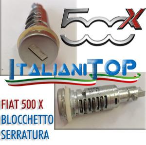 CILINDRETTO BLOCCHETTO SERRATURA FIAT 500X CINQUECENTO X dal 2010 in poi