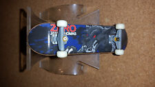 "RARE Tech Deck Jamie Thomas ""Zero Wolf"" 96mm fingerboard skateboard."
