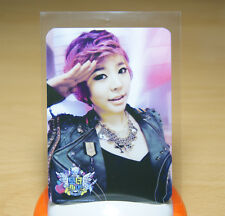 "SNSD Girls Generation [Sunny] ""I Got A Boy"" Fan Site Photo Card"