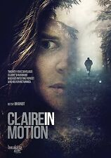 Claire in Motion (DVD, 2017)