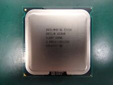 2 x Intel Xeon Processor CPU SLBBM E5450 12M Cache 3GHz 4 Quad Core 1333MHz 80w