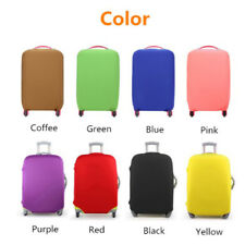 Candy Color 18-30 inch Travel Luggage Suitcase Protective Dust-proof Cases Cover