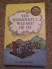The Wonderful Wizard of Oz book by L. Frank Baum Whitman Classics Folgers promo