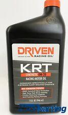 Joe Gibbs Driven KRT Synthetic Karting Honda/Pro Cadet/GX160/GX200 Engine Oil