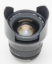 Sigma Zoom -r 21-35mm 21-35 mm 1:3.5-4.2 3.5-4.2 - Nikon