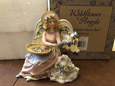 Wildflower Angels Gift of Nature- Demdaco Kathy Killip original box & packing