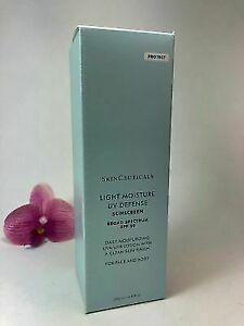 Skinceuticals Light Moisture UV Defense Sunscreen spf 50 6.8oz / 200ml