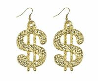 Boland 64472 Earrings Dollar Costume, One Size