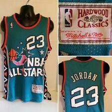Michael Jordan 1996 NBA All Star Jersey Mitchell & Ness Hardwood Classic Small