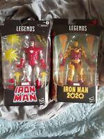 HTF Ironman 2020 & Centurion Marvel Legends Walgreens Exclusive Figure SEALED
