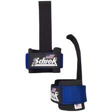 Schiek Sports Model 1000-PLS Deluxe Power Lifting Straps - Blue