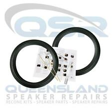 "5"" Rubber Surround Repair Kit to suit Boston Acoustics Marine 315 (RS 115-95)"