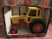 ERTL 1/16 SCALE CASE 1170 TRACTOR - NIB - NEVER DISPLAYED