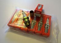 Lot de 7 bougies NGK BR6HSA HONDA SA 50 Elite 1994-1999 98076-5671G