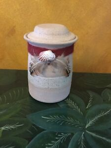 Ceramic Decorative Indian Style Jar