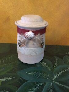 Ceramic Decorative Indian Style Jar
