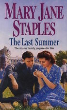 MARY JANE STAPLES _____THE LAST SUMMER____BRAND NEW ___ FREEPOST UK