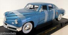 Road Signature 1/18 Scale 92268 1948 Tucker Torpedo Blue diecast model car