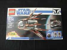 Lego #7752 Star Wars  Count Dooku's Solar Sailer   NEW & Sealed   385 pieces