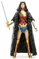 "DC Comics Multiverse WONDER WOMAN in Cloak 6"" Action Figure Mattel 2017"