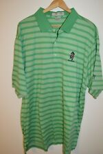 Mens Martin Pima Cotton Austin Country Club ACC Texas Golf Polo Shirt XL