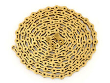 PYC SP1101 Super Light TiN Gold 11 Speed MTB / Road Bike Chain 116L fit KMC