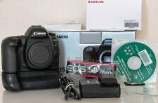 Canon EOS 5D Mark IV 30.4MP Digital SLR Camera & Battery Grip
