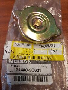 GENUINE NISSAN RADIATOR CAP 21430-9C001 FITS HONDA MAZDA MITSUBISHI TOYOTA